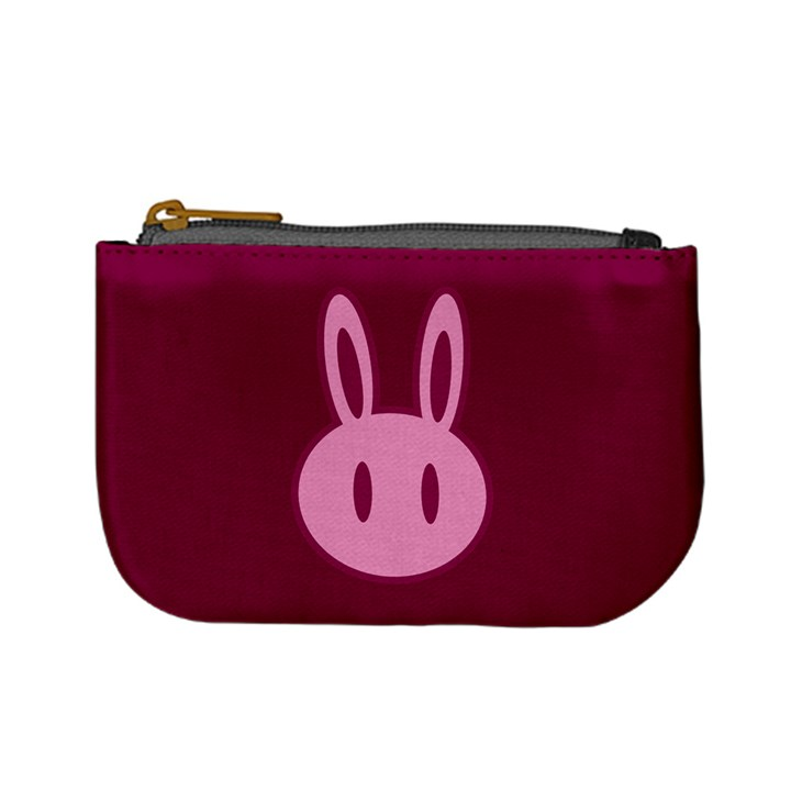 Bunny Coin Change Purse