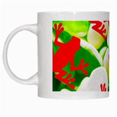 Box Of Frogs  White Mugs by essentialimage