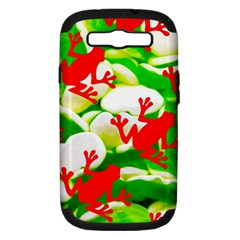 Box Of Frogs  Samsung Galaxy S Iii Hardshell Case (pc+silicone) by essentialimage