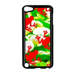 Box Of Frogs  Apple Ipod Touch 5 Case (black) by essentialimage