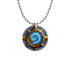Hearthstone Update New Features Appicon 110715 Button Necklaces by HearthstoneFunny