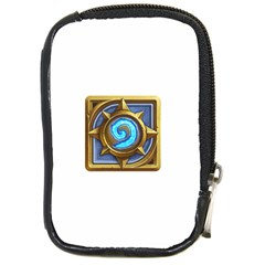 Hearthstone Update New Features Appicon 110715 Compact Camera Cases by HearthstoneFunny