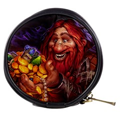 Hearthstone Gold Mini Makeup Bags by HearthstoneFunny