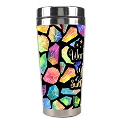 Wondergirls(sunmi) Stainless Steel Travel Tumbler by walala