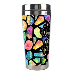 Wondergirls(yeeun) Stainless Steel Travel Tumbler by walala