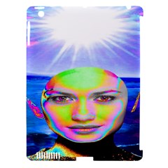 Sunshine Illumination Apple Ipad 3/4 Hardshell Case (compatible With Smart Cover) by icarusismartdesigns