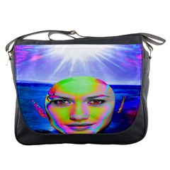 Sunshine Illumination Messenger Bags