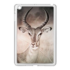 Antelope Horns Apple Ipad Mini Case (white)