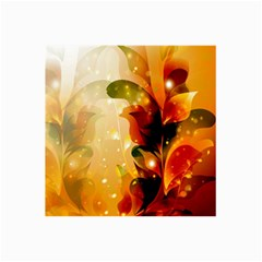 Awesome Colorful, Glowing Leaves  Collage 12  X 18  by FantasyWorld7