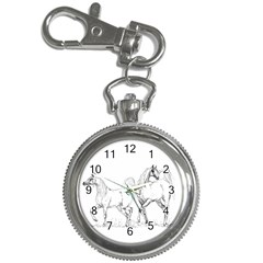 Logosquare Key Chain Watches by TwoFriendsGallery