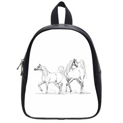 Logosquare School Bags (small)  by TwoFriendsGallery