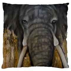 In The Mist Standard Flano Cushion Cases (one Side)  by timelessartoncanvas