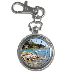 Nevada Lake Tahoe  Key Chain Watches by TwoFriendsGallery