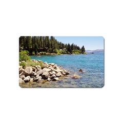 Nevada Lake Tahoe  Magnet (name Card)