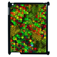 Artistic Cubes 01 Apple Ipad 2 Case (black) by MoreColorsinLife