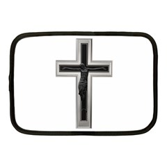 Christian Cross Netbook Case (medium) by igorsin