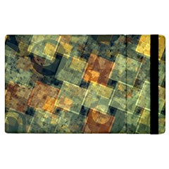 Stars Circles And Squares Apple Ipad 3/4 Flip Case by LalyLauraFLM