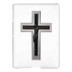 Red Christian Cross Samsung Galaxy Tab S (10 5 ) Hardshell Case  by igorsin