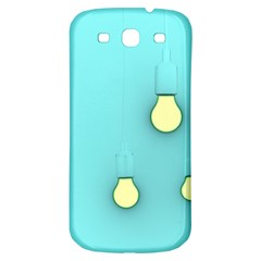 Bright Ideas Samsung Galaxy S3 S Iii Classic Hardshell Back Case by essentialimage