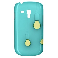 Bright Ideas Samsung Galaxy S3 Mini I8190 Hardshell Case by essentialimage