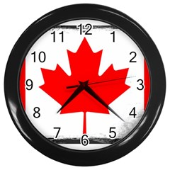 Style 6 Wall Clocks (black) by TheGreatNorth