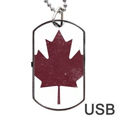 Style 8 Dog Tag Usb Flash (two Sides)  by TheGreatNorth