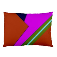 Geo Fun 13 Pillow Cases by MoreColorsinLife
