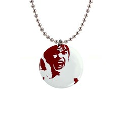 Psycho Button Necklaces by icarusismartdesigns
