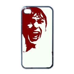 Psycho Apple Iphone 4 Case (black) by icarusismartdesigns