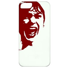 Psycho Apple Iphone 5 Classic Hardshell Case by icarusismartdesigns