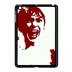 Psycho Apple Ipad Mini Case (black) by icarusismartdesigns