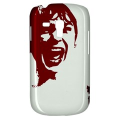 Psycho Samsung Galaxy S3 Mini I8190 Hardshell Case by icarusismartdesigns