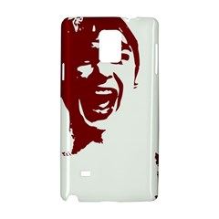 Psycho Samsung Galaxy Note 4 Hardshell Case by icarusismartdesigns