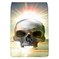 Skull Sunset Flap Covers (l)  by icarusismartdesigns