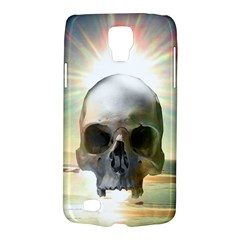 Skull Sunset Galaxy S4 Active by icarusismartdesigns