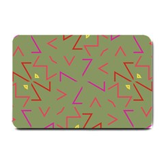 Angles Small Doormat by LalyLauraFLM