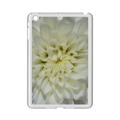 White Flowers Ipad Mini 2 Enamel Coated Cases by timelessartoncanvas