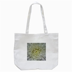 White Flowers Tote Bag (white)
