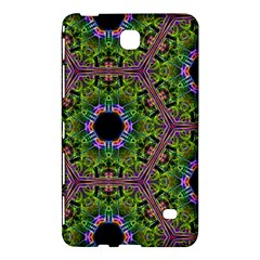 Repeated Geometric Circle Kaleidoscope Samsung Galaxy Tab 4 (8 ) Hardshell Case