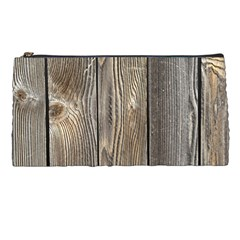 Wood Fence Pencil Cases by trendistuff