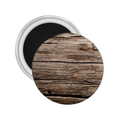 Weathered Wood 2 25  Magnets