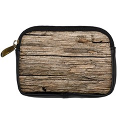 Weathered Wood Digital Camera Cases by trendistuff