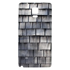 Weathered Shingle Galaxy Note 4 Back Case by trendistuff