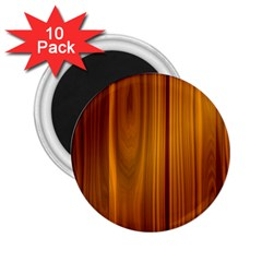 Shiny Striated Panel 2 25  Magnets (10 Pack)  by trendistuff