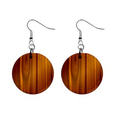 Shiny Striated Panel Mini Button Earrings by trendistuff