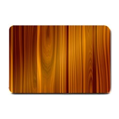 Shiny Striated Panel Small Doormat  by trendistuff