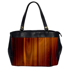 Shiny Striated Panel Office Handbags by trendistuff