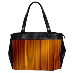 Shiny Striated Panel Office Handbags (2 Sides)  by trendistuff
