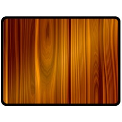 Shiny Striated Panel Double Sided Fleece Blanket (large)  by trendistuff