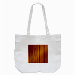Shiny Striated Panel Tote Bag (white)  by trendistuff